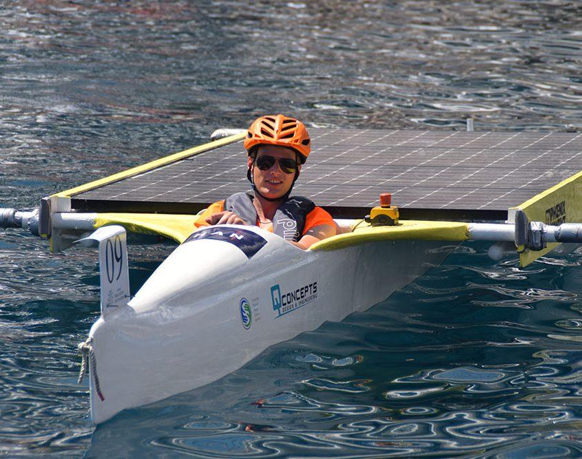 HAN Solarboat Monaco 2017